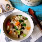 蔬菜养生粥#苏泊尔第三季晋级赛#