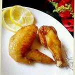 柠香蜜汁鸡翅