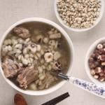 芡实薏米老鸭汤