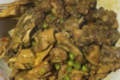 碗豆烧鸭子