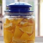 糖渍柠檬:随时都可以享受的清爽