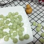 宝宝菠菜溶豆