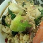 青菜海蟹年糕