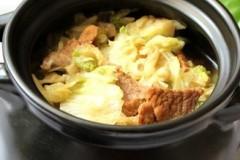 猪肉炖白菜