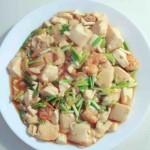 鲜虾烩豆腐