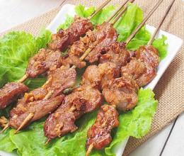 花生酱烤肉串
