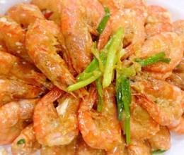 白胡椒基围虾