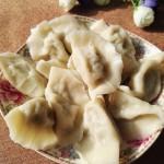 萝卜猪肉饺子