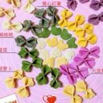 手工蔬菜蝴蝶面