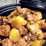 土豆炖排骨#肉肉厨