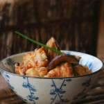 香菇蒸排骨 (压力锅版)