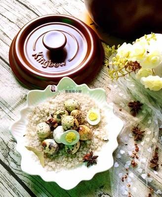 盐焗五香鹌鹑蛋