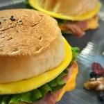 快手汉堡--5分钟搞定的营养早餐