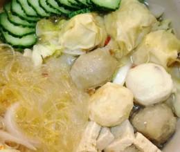 #冬暖#超简单的砂锅煲