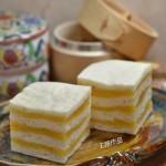 蛋黄千层糕