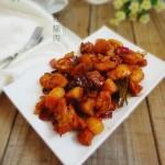 葱香红烧肉