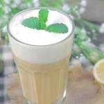 海盐奶盖焦糖奶茶
