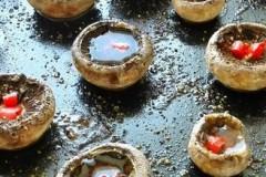 黑胡椒烤口蘑