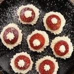 草莓圣诞帽布朗尼 太阳猫早餐