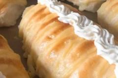鲜奶油面包