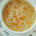 南瓜苹果大米粥