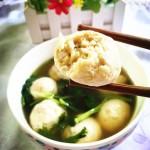 清炖鱼圆汤