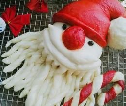 中式洋节--圣诞老人馒头