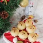 可妮兔圣诞面包#RIO|LINE FRIENDS限量罐#