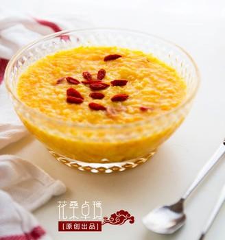 【南瓜小米粥】养胃必食