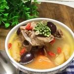 清炖羊蝎子汤