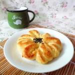 椰蓉花面包