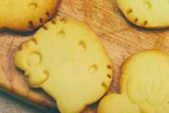 萌宠黄油饼干