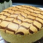 千叶纹可可蛋糕