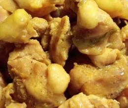 盐焗鸡脆骨#肉肉厨