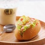 酸奶热狗包#九阳#