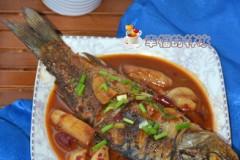 红烧野生鱼#六月鲜#
