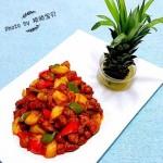 經典菠蘿咕咾肉