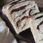 胚芽豆沙面包