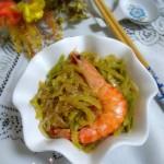 萝卜丝炖虾