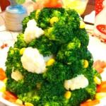 一颗能吃的圣诞树