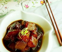 红烧冬瓜肉