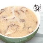 香菇小米粥