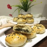 老婆饼(黄油+玉米油版)