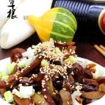 #六月鲜#蒸萝卜干咸菜