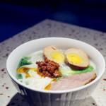 鵝肉鹵蛋湯面