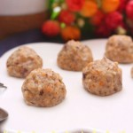 香菇胡萝卜鸡肉丸子  宝宝健康食谱