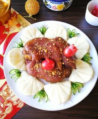 #香辣烤猪手#苏泊尔半决赛