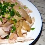 砂锅版盐焗鸡