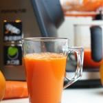 胡萝卜香橙汁