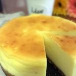 蒸烤重乳酪蛋糕